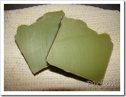 savon oxyde verte thé blanc et fleur de lotus 001