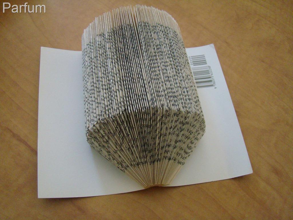 H risson de papier parfum - Herisson en papier ...